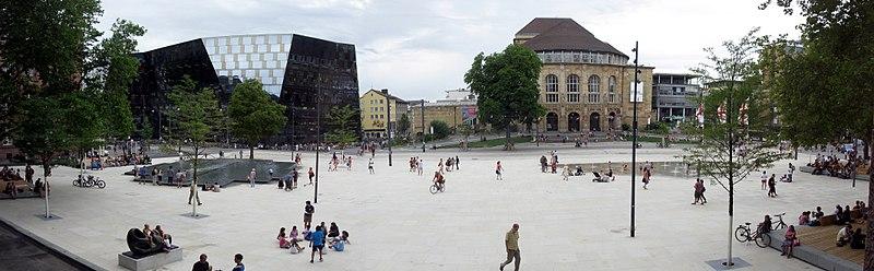 Änderungsantrag zu TOP 12 Stadtteilleitlinien (STELL) und Freiraumkonzept Innenstadt