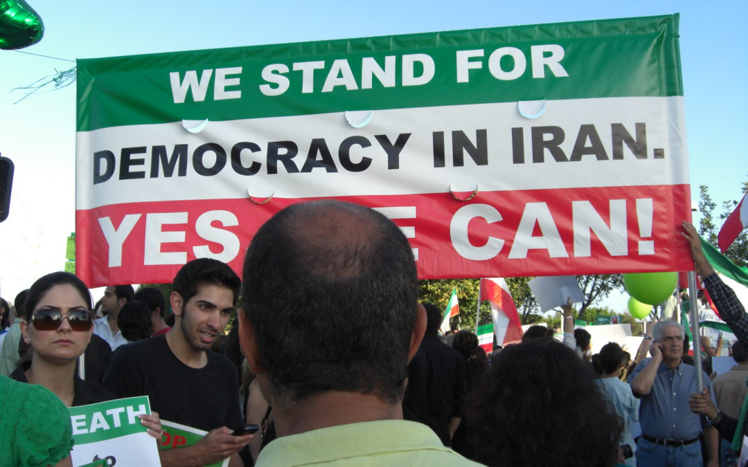 Proteste in Freiburgs Partnerstadt Isfahan