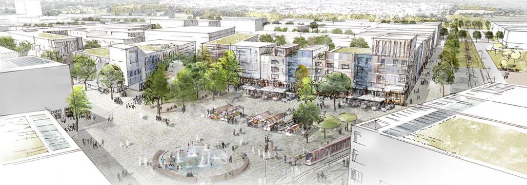 Beantwortung: Anfrage Ausgleichsmaßnahmen für den neuen Stadtteil Dietenbach