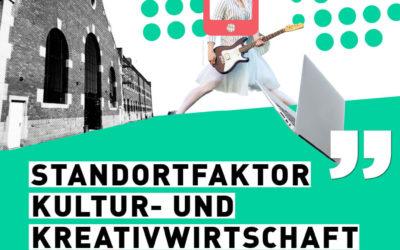 Stärkung der Kultur- und Kreativwirtschaft
